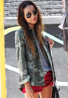 military look <3