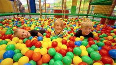 Indoor Playground Fun for Family and Kids at Lek & Buslandet Örebro