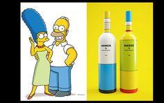 Simpsons wine... :)