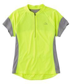 Bean Comfort Cycling Jersey, Short-Sleeve at L. Bicycle Women, Cycling Jerseys, Cycling Outfit, Outdoor Outfit, Ll Bean, Amazing Women, Short Sleeves, Mens Tops, Shirts