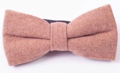 New Country Camel/ Tan/ Brown Tweed Style bow tie. Matching Items. Uk Seller. | eBay