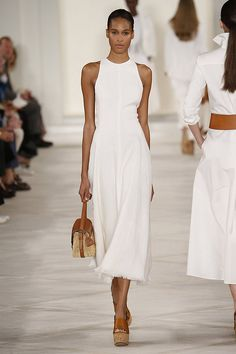 Ralph Lauren Collection Nueva York primavera-verano 2016