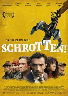 Plakat zum Film: Schrotten!