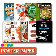Poster paper! $25  Ask for our offers!  Order online: www.ldpprint.com  #Poster #Styrene #Sintra #MeshBanner #Offers #Promo #Marketing #MetalFrame #PVC #YardSign #Banner #Vinyl #YardSigns #Signs #PrintSigns #Printing #Colors #LargePrinting #GrandFormat #Imprime #LA #USA #Hollywood #Sign #FoamCore #VinylBanner #CarMagnet #BusinessCard #Design #CMYK #LosAngeles