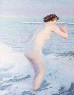 Leon Felix - Nad morzem (1912)