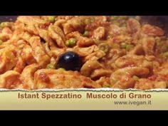 iVegan: Istant Spezzatino - Muscolo di Grano. - YouTube