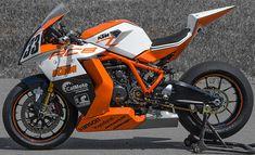 2012 - KTM RC8R