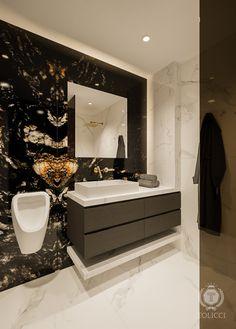 tolicci, luxury modern bathroom, italian design, interior design, washbasin, luxusna moderna kupelna, taliansky dizajn, umyvadlo, navrh interieru Modern Bathroom, Bathtub, Interior Design, Luxury, Standing Bath, Nest Design, Funky Bathroom, Bathtubs, Home Interior Design