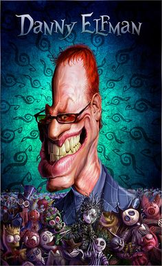 Danny Elfman Tribute by Anthony Geoffroy