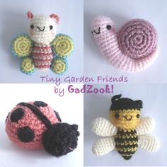 . Crochet Baby Toys, Crocheted Toys, Crochet Animals, Crochet Things, Crochet Gifts, Diy Crochet, Little Critter, Yarn Crafts, Sea Creatures