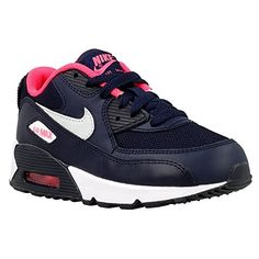 finest selection d76bb be84c Nike Air Max 90 Mesh PS Girls Sneaker 115 M US Little Kid    Be sure to check  out this awesome product. (This is an affiliate link)  NikeShoes