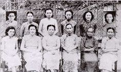 1940s Hong Kong midwives association