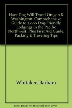 Brand: Author: Cost: (at the time of – Details) The post Have actually Dog Will Travel??regon & Washington: Comprehensive Guide to 2, 00… appeared first on BookCheapTravels.com.