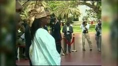 #Senegal's President Welcomes President #Obama - Video Dailymotion