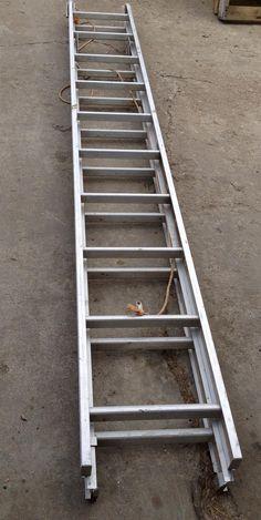 18 Foot Aluminum Extenion Ladder
