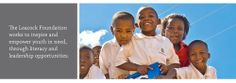 Working both locally, in Toronto, and globally, in South Africa, The Leacock Foundation believes that education is an achievable and critical route out of poverty for many. Through the Triangle of Hope programs, the Foundation helps build local and global partnerships that create community connections and bridge differences.