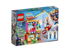 Buy LEGO SUPER HERO GIRLS Harley Quinn to the Rescue NEW 2017for R739.00