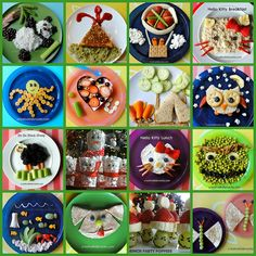 Best Of Creative Kid Snacks