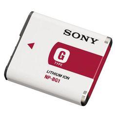 Sony Accessoire pour appareil photo Batterie lithium-ion Série G 3.6V / 960 mAh NPBG1.CE: Amazon.fr: Photo & Caméscopes
