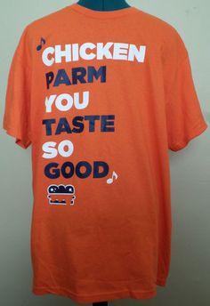 Chicken Parm You Taste So Good Tshirt Denver Broncos Peyton Manning Nationwide L #DenverBroncos