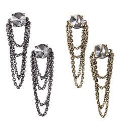 mark Chain Reaction Earrings