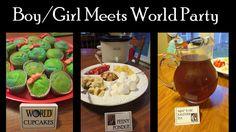 Boy / Girl Meets World Party www.disneymomma.com