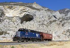 Montana Rail Link 844