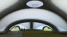 Need a wide open indoor space? We've got it! #evolutiondome #eventstructures #inflatablestructures