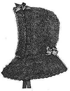 Vintage dresses 1800 civil wars patterns 64 New ideas Vintage Knitting, Vintage Crochet, Plus Size Sewing Patterns, Knitting Patterns, Hood Pattern, Civil War Fashion, War Bonnet, Civil War Dress, Fashion Prints