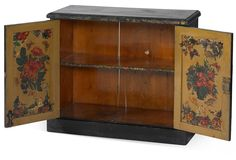 One Kings Lane - Randall Tysinger - English Decoupage Cupboard