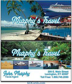 travel agent cards | Wallpaper Travel Agent Business Cards: Custom Designed to YOUR Specs ...