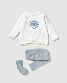 ce818e96dd Pijama de niña Cotton Juice dos piezas con lentejuelas · Cotton Juice ·  Moda · El Corte Inglés