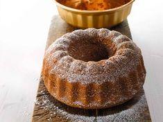 Hiekkakakku Finnish Recipes, Applesauce Muffins, Fruit Bread, Decadent Cakes, Baked Donuts, Little Cakes, Trifle, Coffee Cake, Yummy Cakes