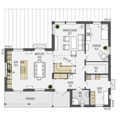 Home Decoration Cheap Ideas Dream House Plans, Small House Plans, Cabins In Wisconsin, Sims Building, Sims 4 Houses, Story House, House Layouts, Simple House, Minimalist Home