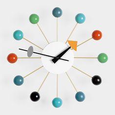 15. George Nelson Wall Clock, $365   35 Clocks That Look Amazingly Not Like Clocks