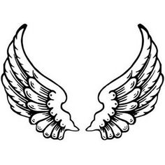 angel wings angel wing clip art image clipartix wings to fly rh pinterest com wind clip art wings clip art public