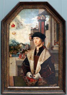 Ritratto del cavaliere Abel van Coustler