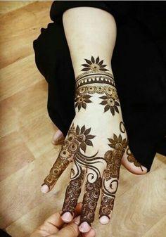 Khafif Mehndi Design, Mehndi Style, Mehndi Design Pictures, Unique Mehndi Designs, Mehndi Designs For Fingers, Beautiful Mehndi Design, Mehndi Designs For Hands, Henna Tattoo Designs, Bridal Mehndi Designs