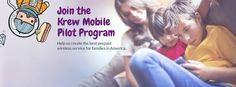 The Mommies Network is super - excited to partner with Krew Mobile because we know the same pain of paying those expensive bills every month and raising kids in this social media whirlwind.