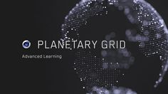 Creating a Planetary Grid Sphere | C4D Advanced Learning