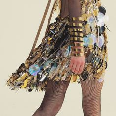 A Closer Look at Fred Sathal Fall 2015 Couture-Wmag