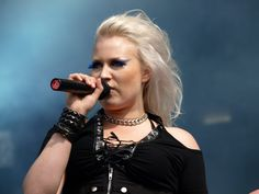 "Battle Beast - ""In Autumn 2012, after touring the Finnish rock festivals for the summer, Nitte Valo was announced to be leaving the band because of family issues. With the news of her departure, came the announcement of a new lead singer Noora Louhimo from Tampere, Finland."""