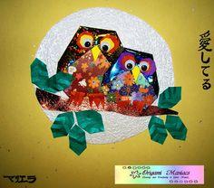 Beautiful Origami Owls @ Origami Owls