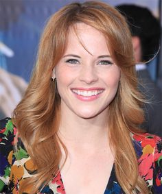 Katie Leclerc Hairstyle new