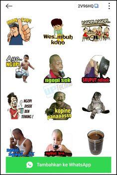 21 Ide Sticker Whatsapp Stiker Lucu Gambar Lucu Olahraga