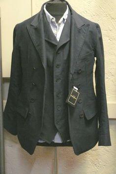 Nigel Cabourn Jacket - Vest - Shirt - B-74 - Selected Goods