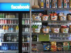 Facebook Snack Bar