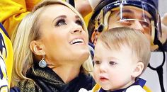 Country Music Lyrics - Quotes - Songs Carrie underwood - Carrie Underwood's Son Shows Off His Belly Flop Skills In New Video - Youtube…