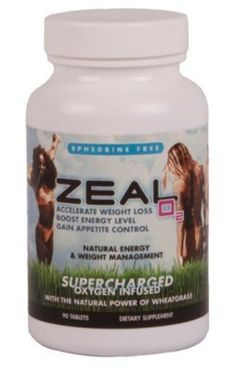 ZEAL O2 - Natural Wheat Grass, Weight Loss Aid & Energy Booster - Spring to Summer Sale, $89 for a 3 month supply ($39.95 each) $119.85
