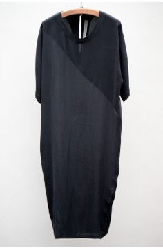 Raquel Allegra  Silk Miter Dress, 100% silk
